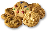 Cookie Dough Fundraisers - Free Samples